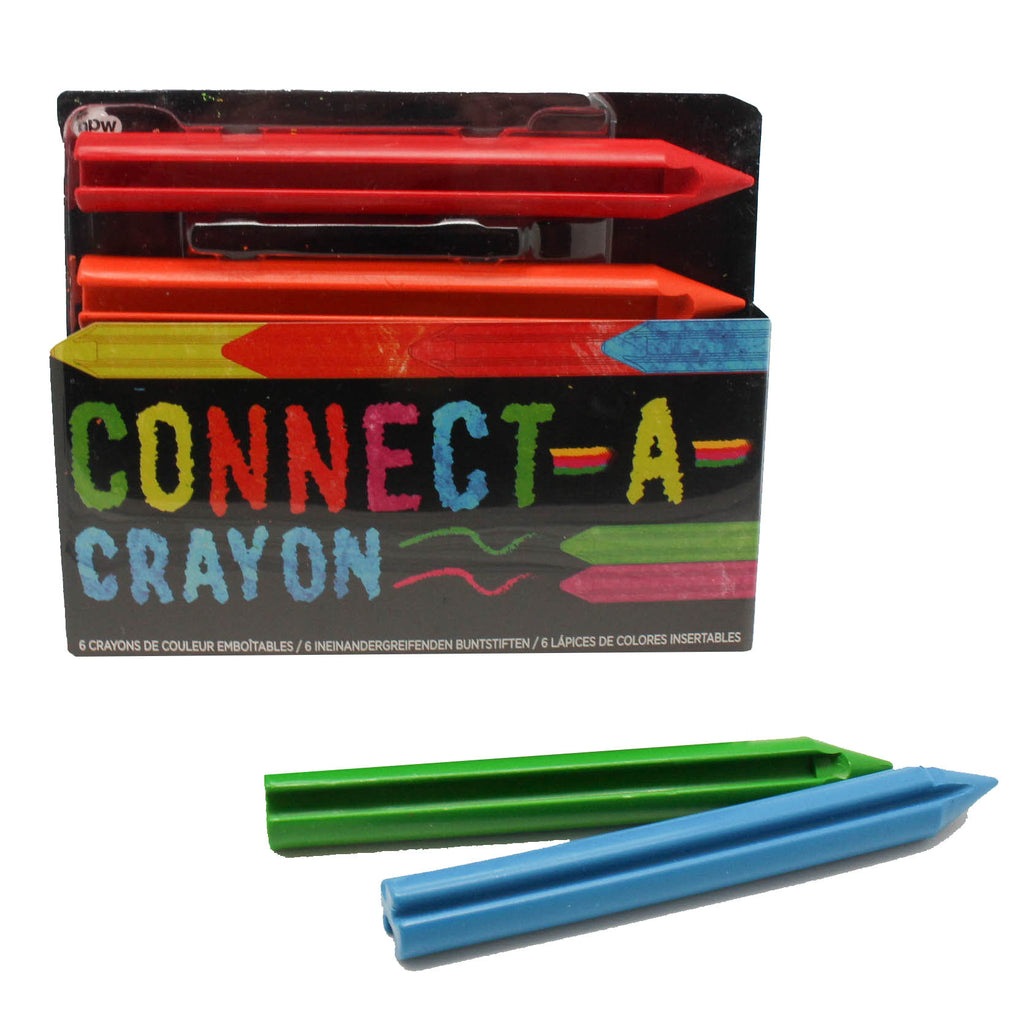 Connect-a-Crayon