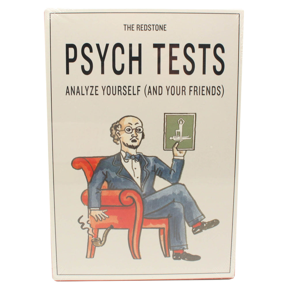 The Redstone Psych Tests