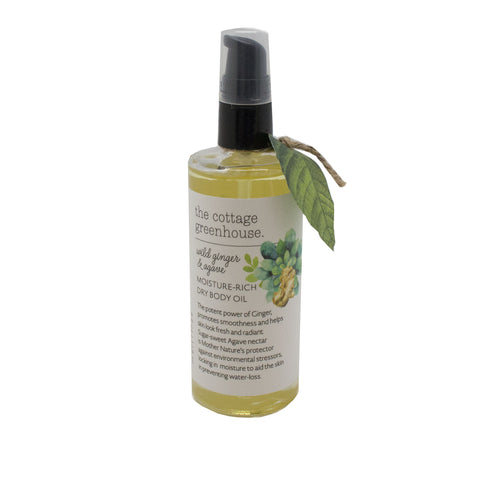 Ginger Agave Body Oil