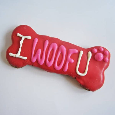 I Woof You Treat