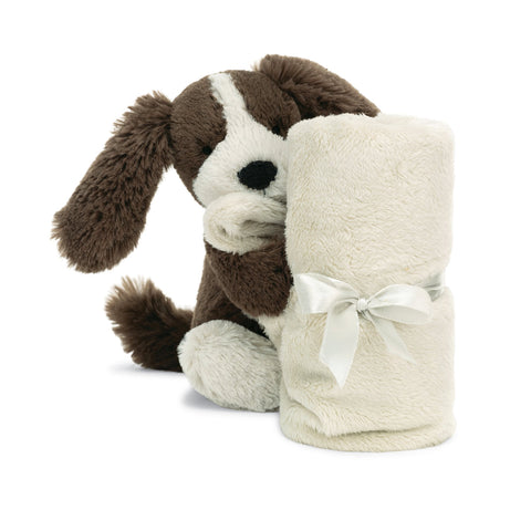 Jellycat Fudge Puppy Soother