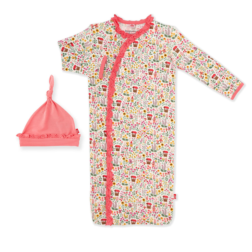 Magnetic Me Gnome Sweet Gnome Gown Set
