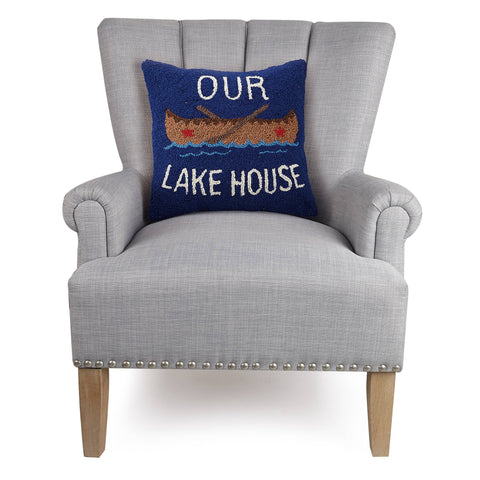 Our Lake House Pillow