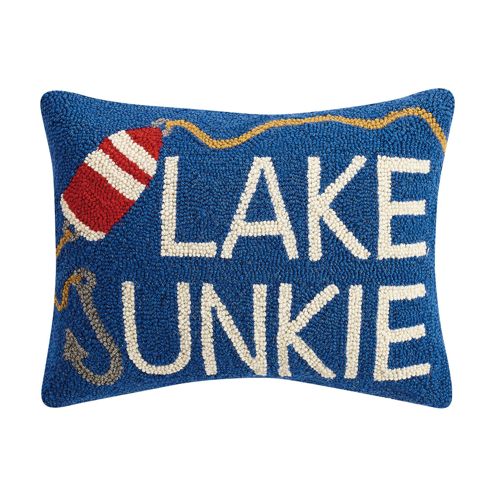 Lake Junkie Pillow