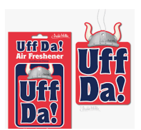 Uffda Air Freshener