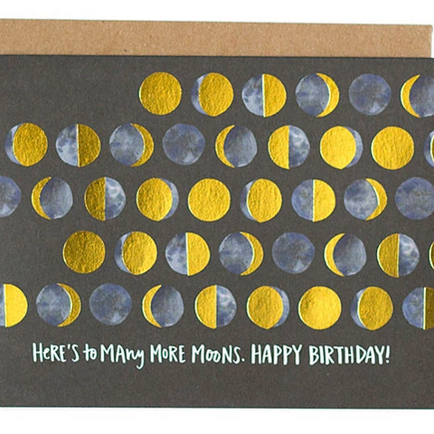 Many Moons Card