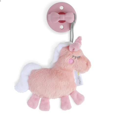 Unicorn Pacifier Pal