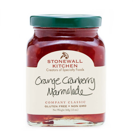 Orange Cranberry Marmalade