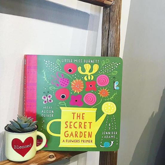 The Secret Garden Book