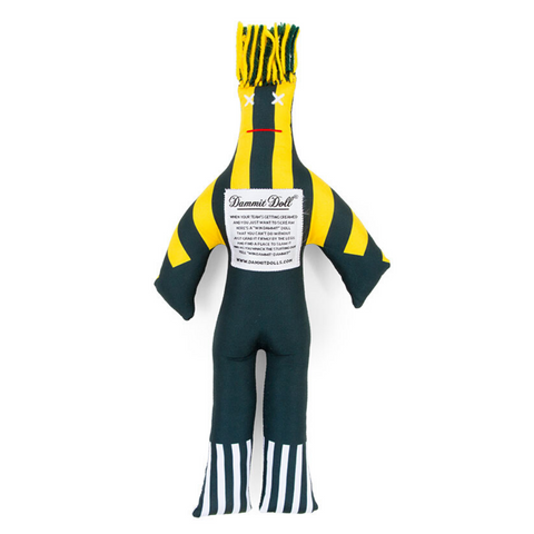 Go Pack Go Dammit Doll