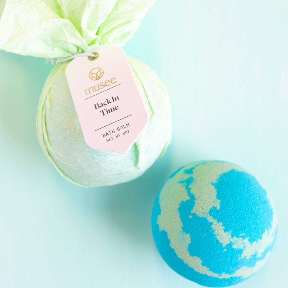 """Back in Time"" Bath Bomb"
