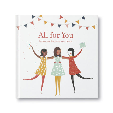 All for You Book
