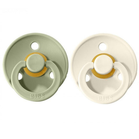Sage/Ivory Pacifiers