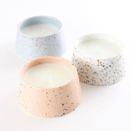 Confetti Candles