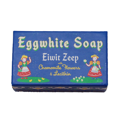 eggwhite face soap