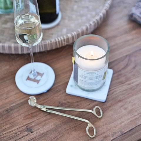 Gold Candle Wick Trimmer
