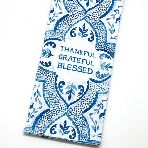Grateful Dishtowel
