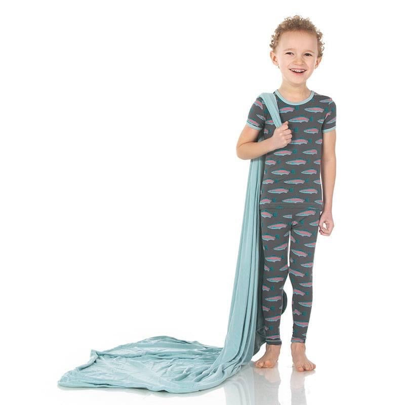 Stone Rainbow Trout PJ Set