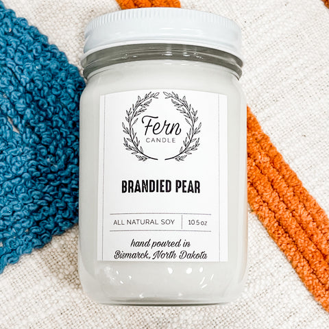 Brandied Pear Candle
