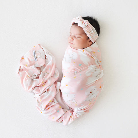 Mary Swaddle & Headwrap