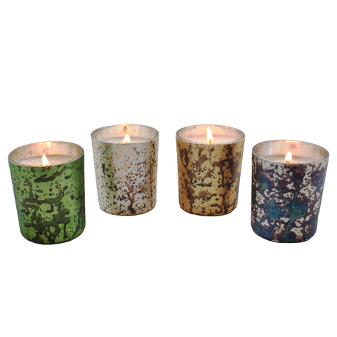 Magestic Glass Candles
