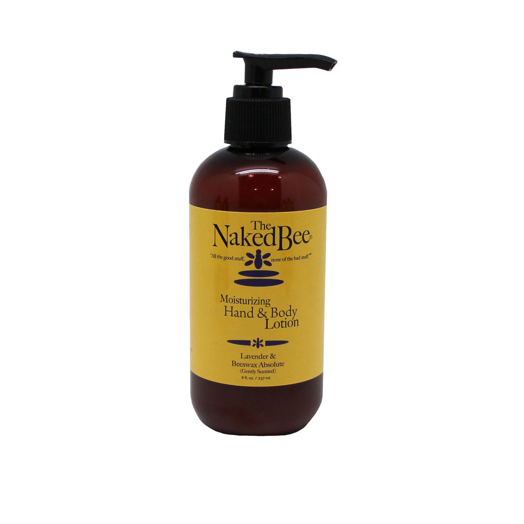 Naked Bee Lotion Pump