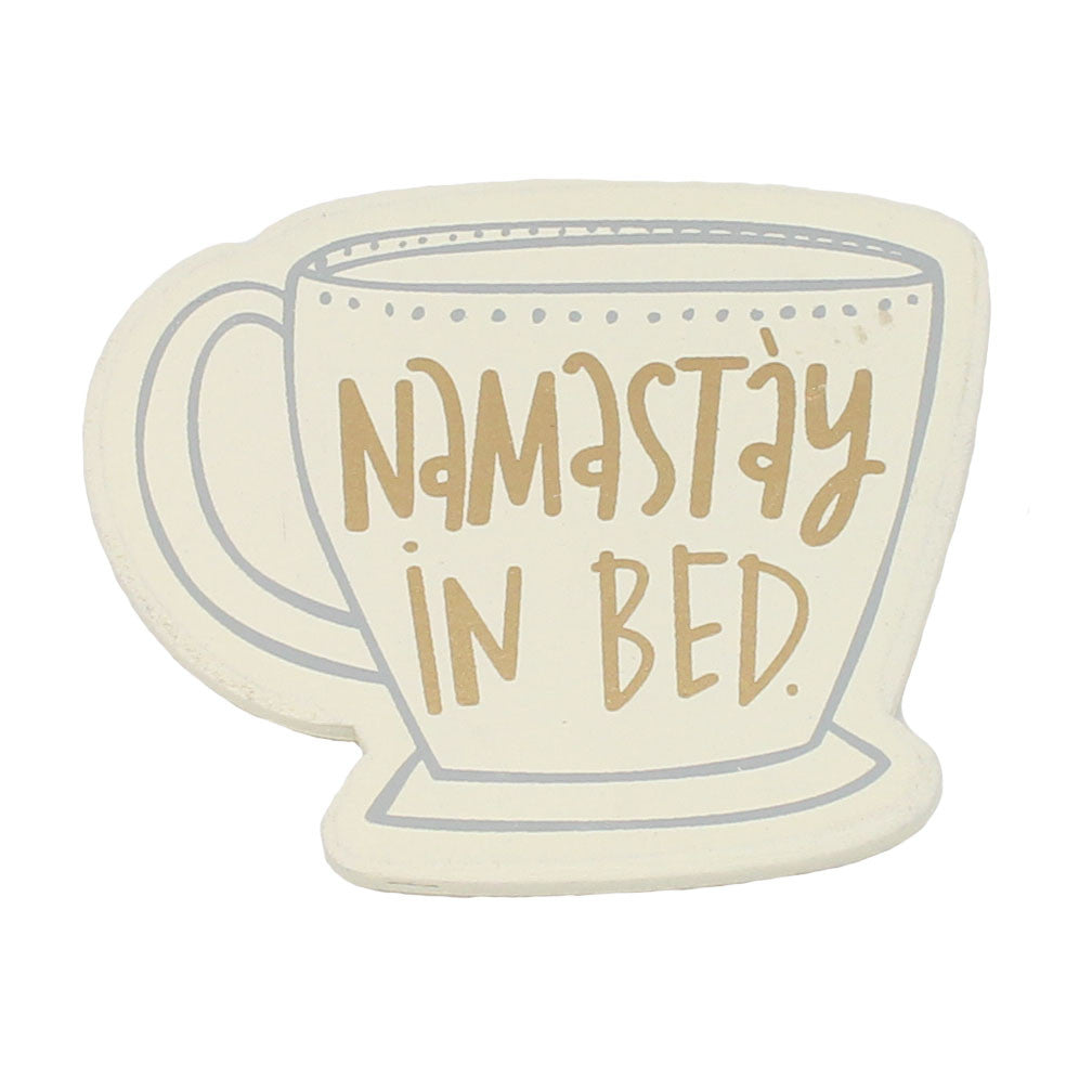 namastay in bed magnet