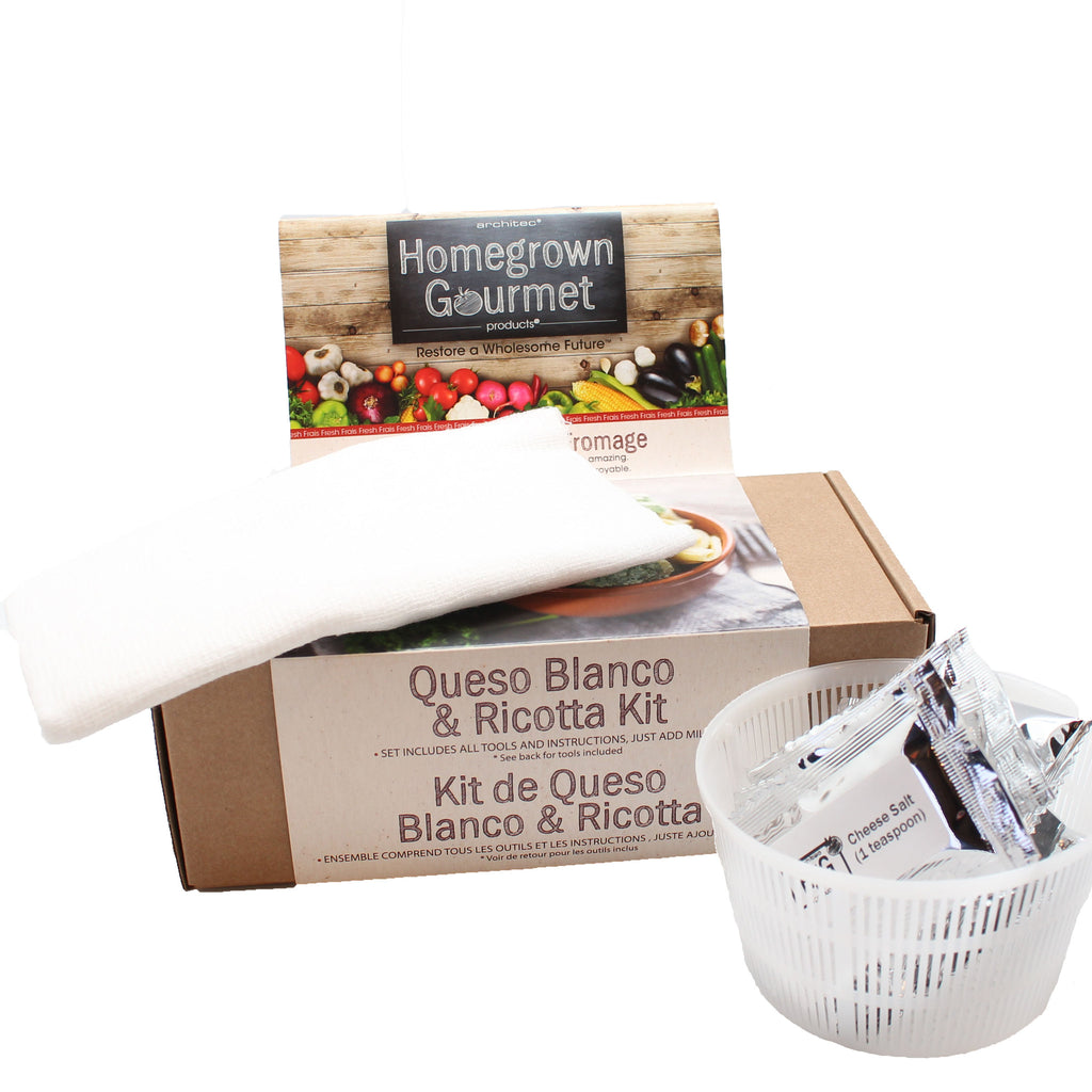 ricotta cheese kit
