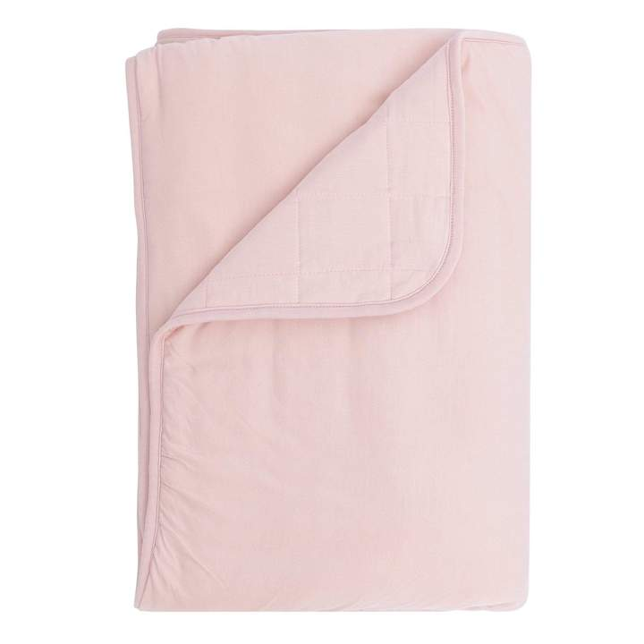 Toddler Blanket in Blush