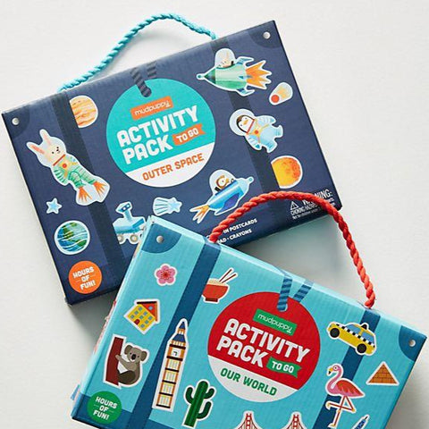 Activity Pack To Go