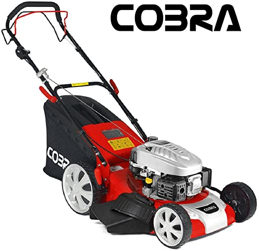 Cobra M51SPC petrol 4-in-1 lawnmower