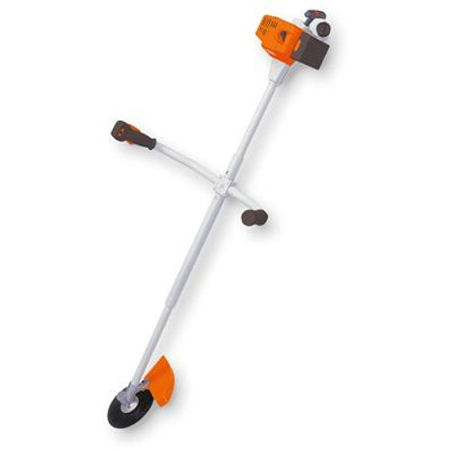 Childrens toy Stihl battery brush cutter