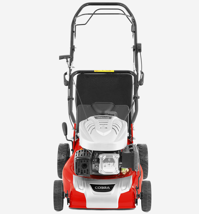"Cobra M40SPC 16"" petrol lawnmower"