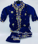 Blue Pashni dress