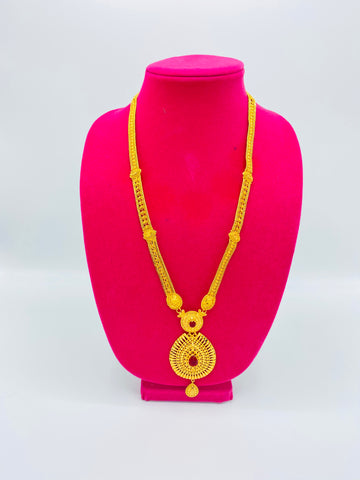 Classic 24k Gold platted rani har
