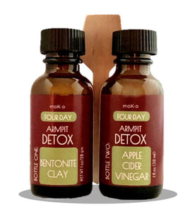 The Original 4-day Armpit Detox Kit