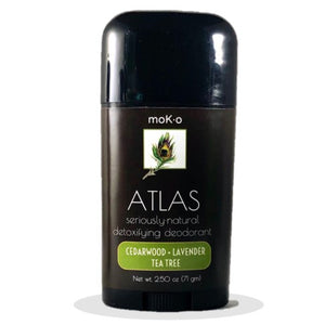 Natural Magnesium deodorant for men. Toxin-free and highly effective. Cedarwood, Lavender and Tea Tree,