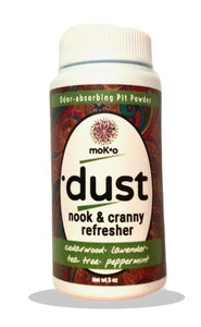 DUST Nook & Cranny Body Powder