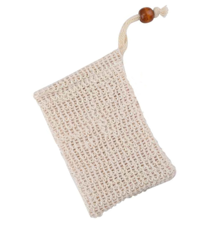 Pit-Tox® Exfoliating Ramie Soap Bag