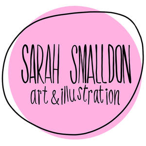 Sarah Smalldon Art & Illustration