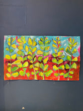 Load image into Gallery viewer, Broad Beans Original Painting. Number 13