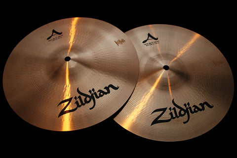 "A. Zildjian 12"" New Beat Hats (665 & 973g)"