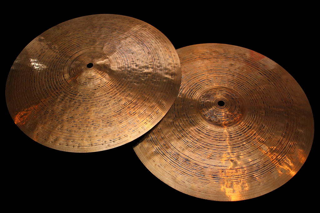"Agop 30th Anniversary 14"" Hi Hats (683 & 756g)"