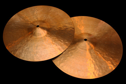 "Agop 30th Anniversary 14"" Hi Hats (709 & 743g)"