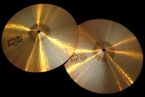 "Paiste Giant Beat 14"" Hats (803 & 1042g)"