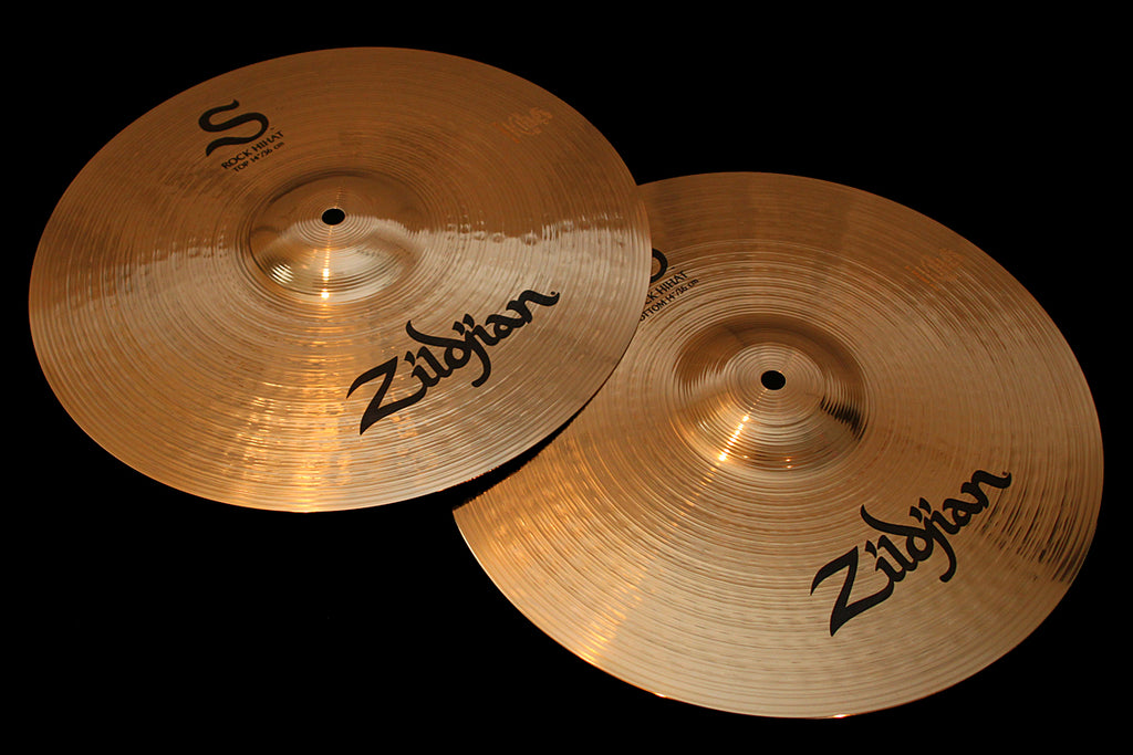 "Zildjian S Family 14"" Rock Hats"