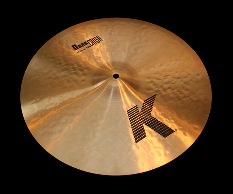 "Zildjian K 16"" Dark Crash Thin (1043g)"