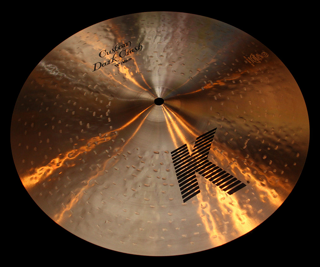 "Zildjian K Custom 16"" Dark Crash (989g)"