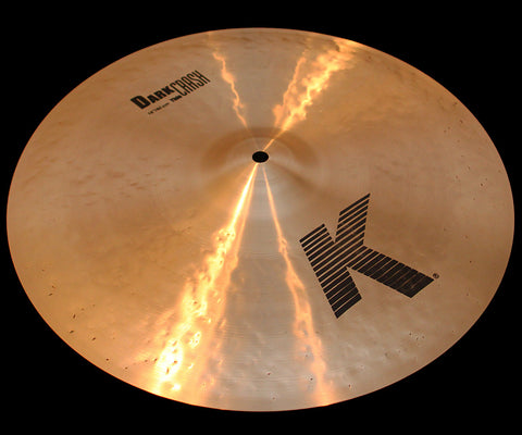 "Zildjian K 16"" Dark Crash Thin (1094g)"