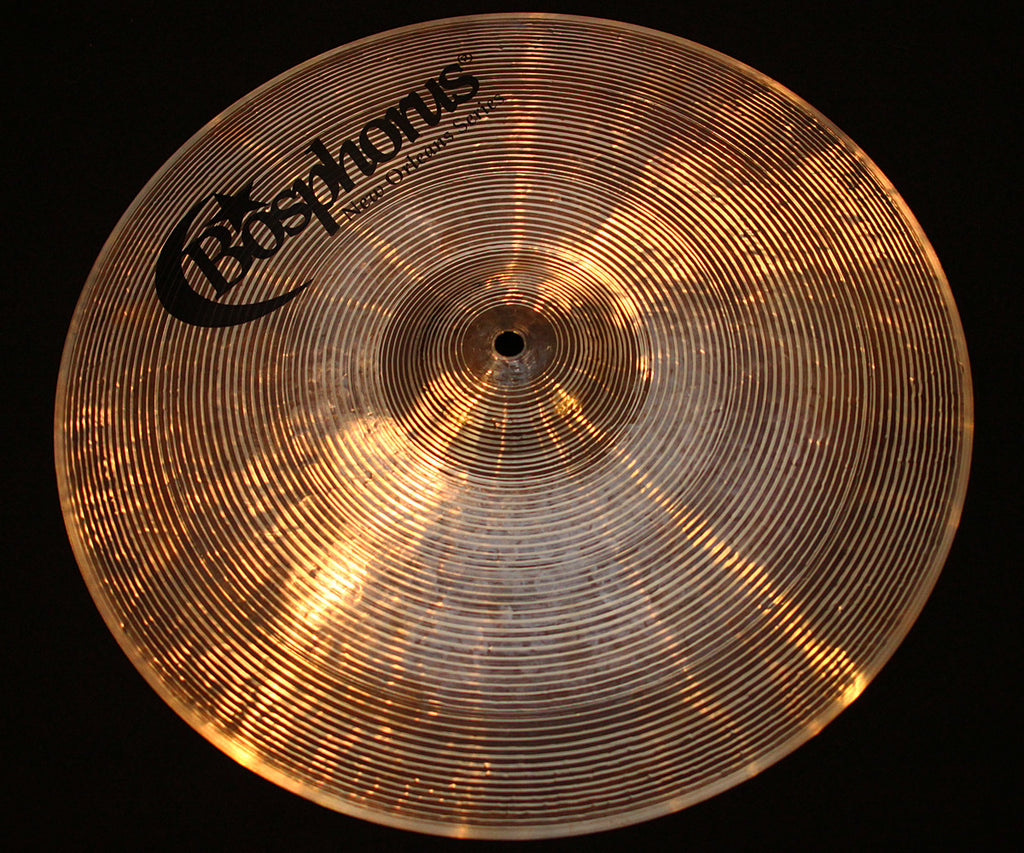 "Bosphorus New Orleans 16"" Crash (996g)"